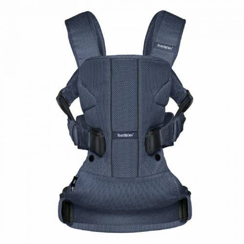 "Рюкзак-кенгуру ""BB®Baby Carrier ONE Air т синий"